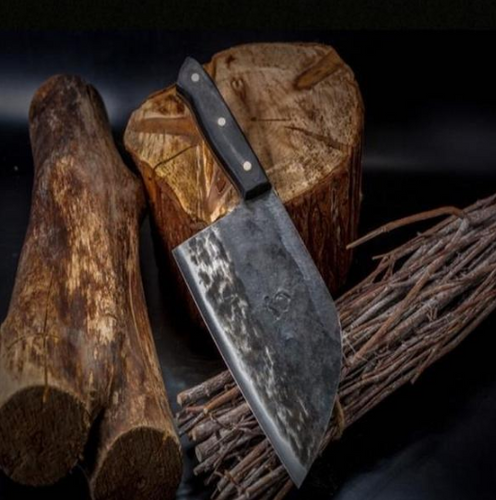 Hunters Serbian Chef Knife