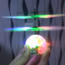 Flying LED Ball