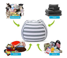 Stuff 'n Sit - Storage Bean Bag