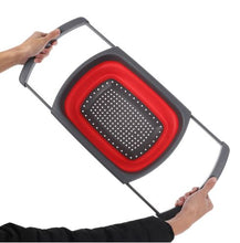 Collapsible Kitchen Colander/Strainer