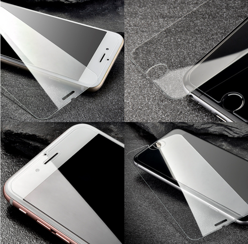 iPhone 5S/5C/6S/6S+/7/7+ Tempered Glass Screen Protector