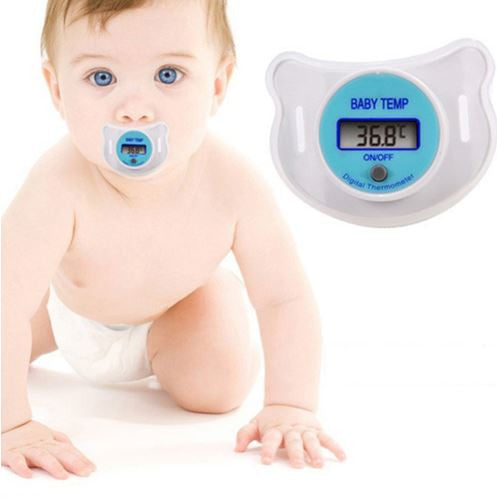 FREE - Baby Pacifier Thermometer