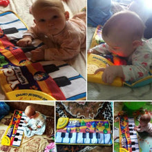Musical Piano Playmat