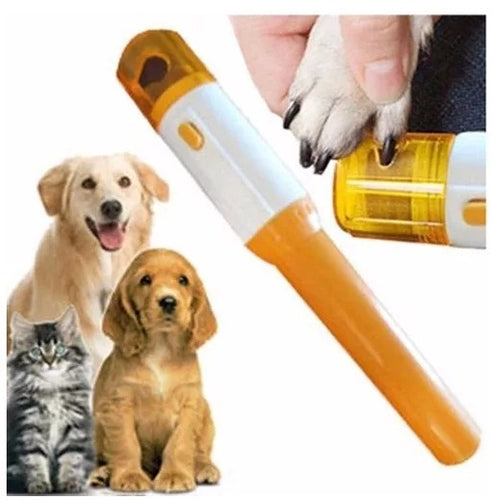 Painless Electric Pet Nail Trimmer