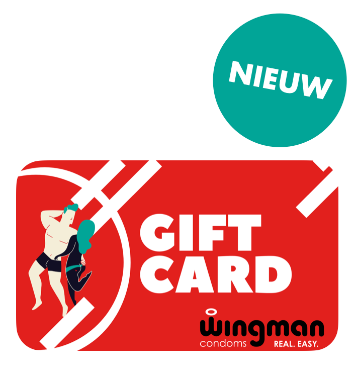 Wingman giftcard. Real. Easy - Wingman