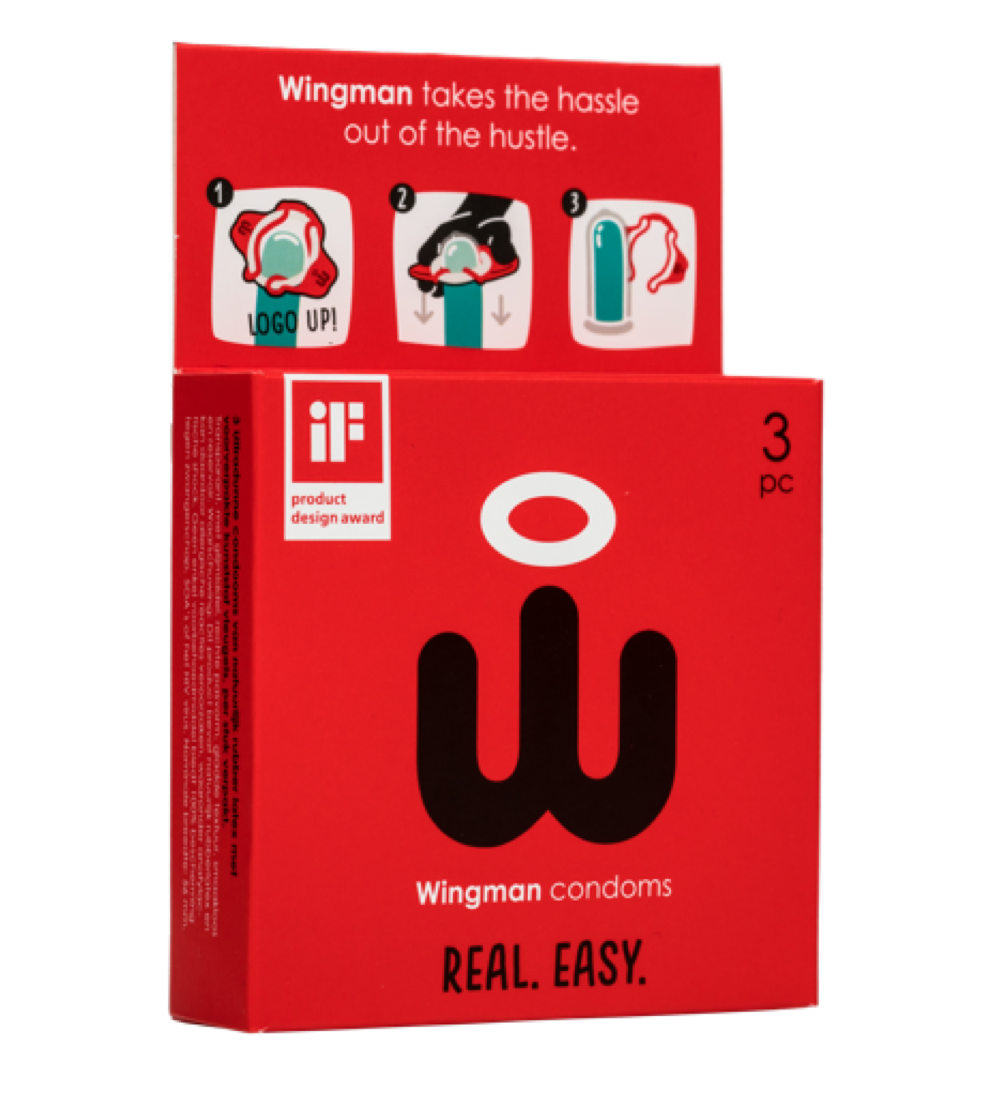 Wingman 3 pack ultra dun - Wingman