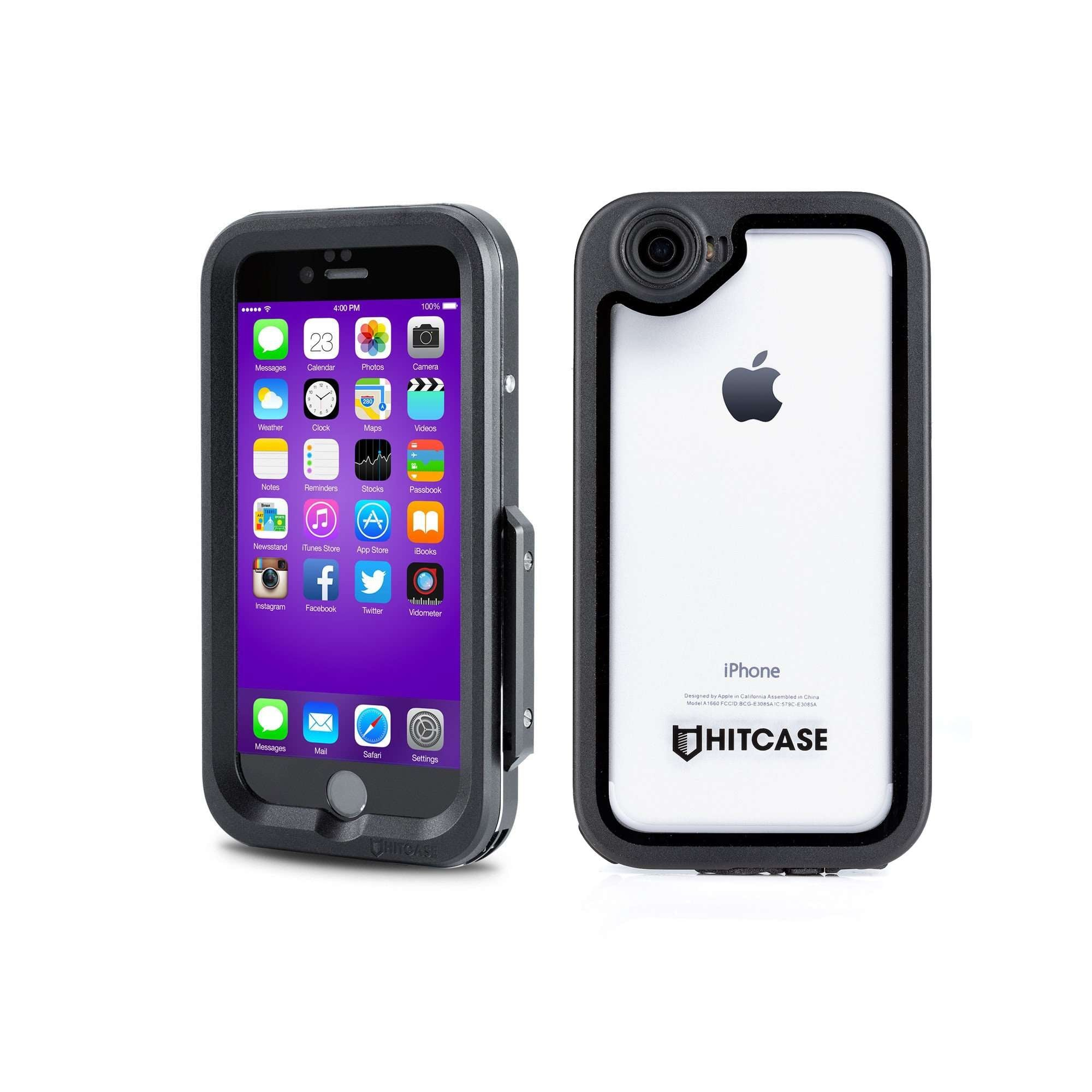 online retailer 9996f 38aea Hitcase PRO for iPhone 7/8