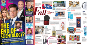 HaloVino Featured in US WEEKLY!