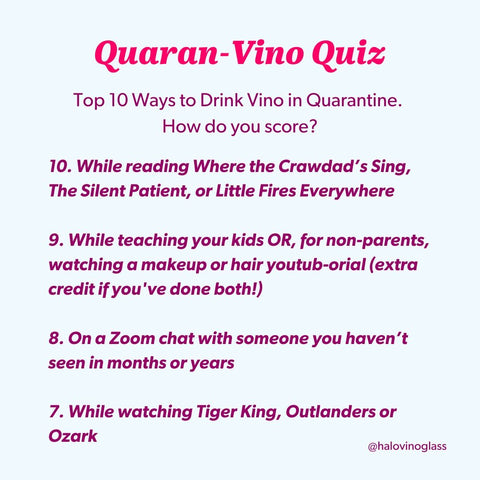 Quaran-Vino Quiz Part 1