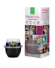 Wedding Specialty Six-Pack HaloVino Wine Tumblers