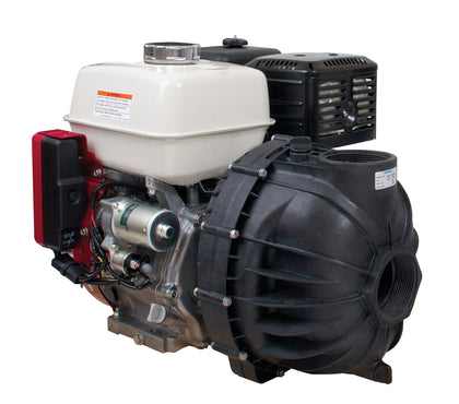 Tendering Equipment and Transfer Pumps