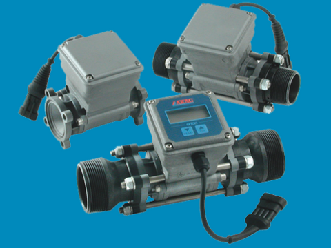 Flow Meters and Measuring