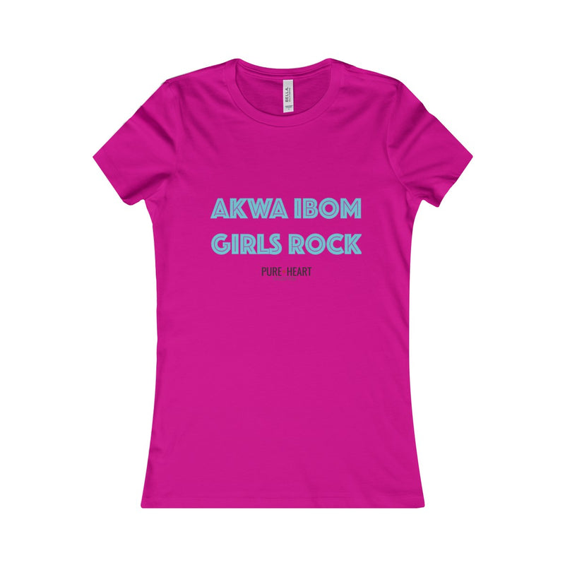 Akwa Ibom Girls Rock Tee