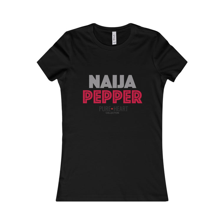 Naija Pepper Tee
