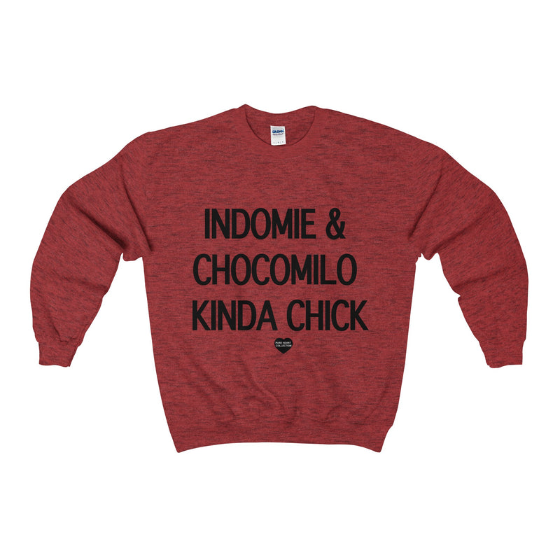 Indomie  & Chocomilo Kinda Chick Sweatshirt