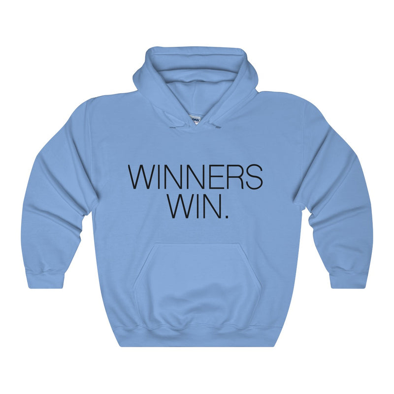 Winners Win Unisex Heavy Blend™ Hooded Sweatshirt