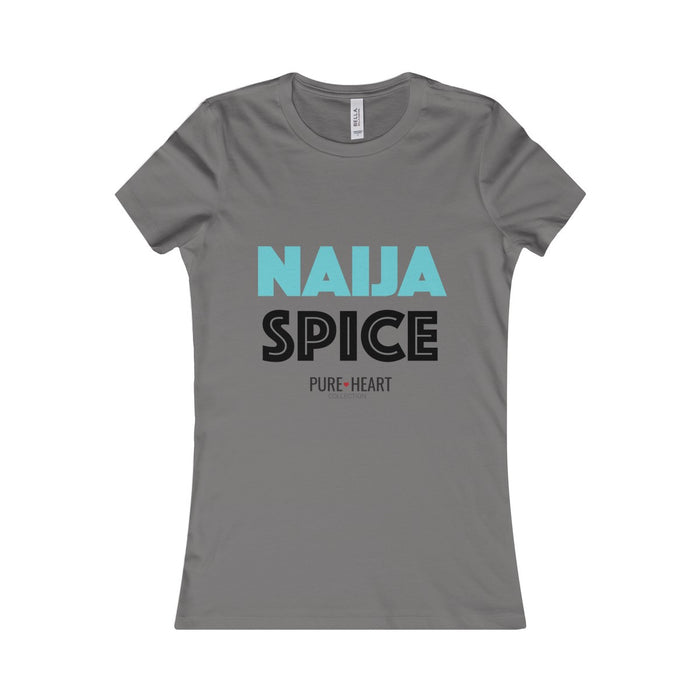 Naija Spice Cotton Tee
