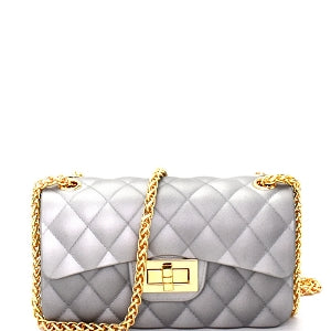 Quilted Mini Crossbody