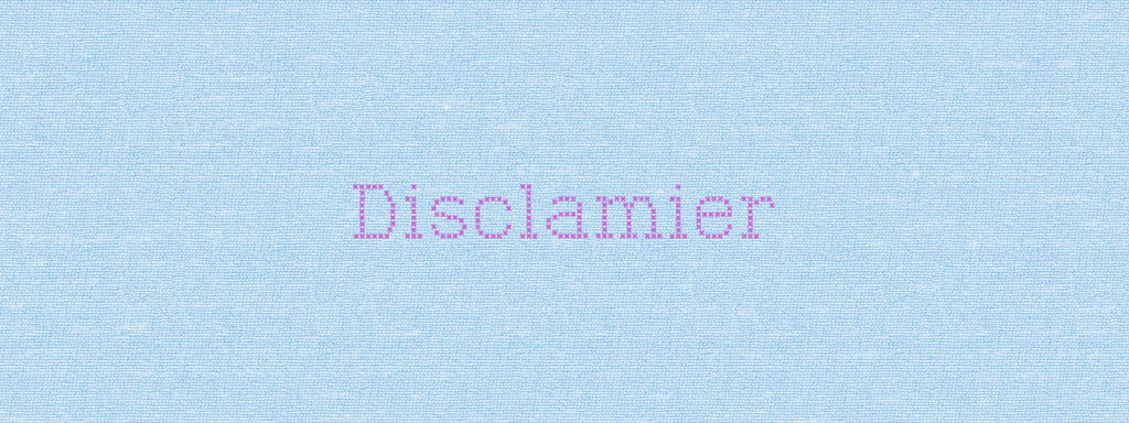 Disclaimer JusCubs