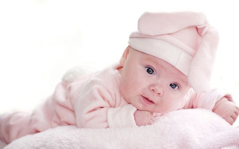 Pure cotton and organic clothing for Infants and infant girls from JusCubs