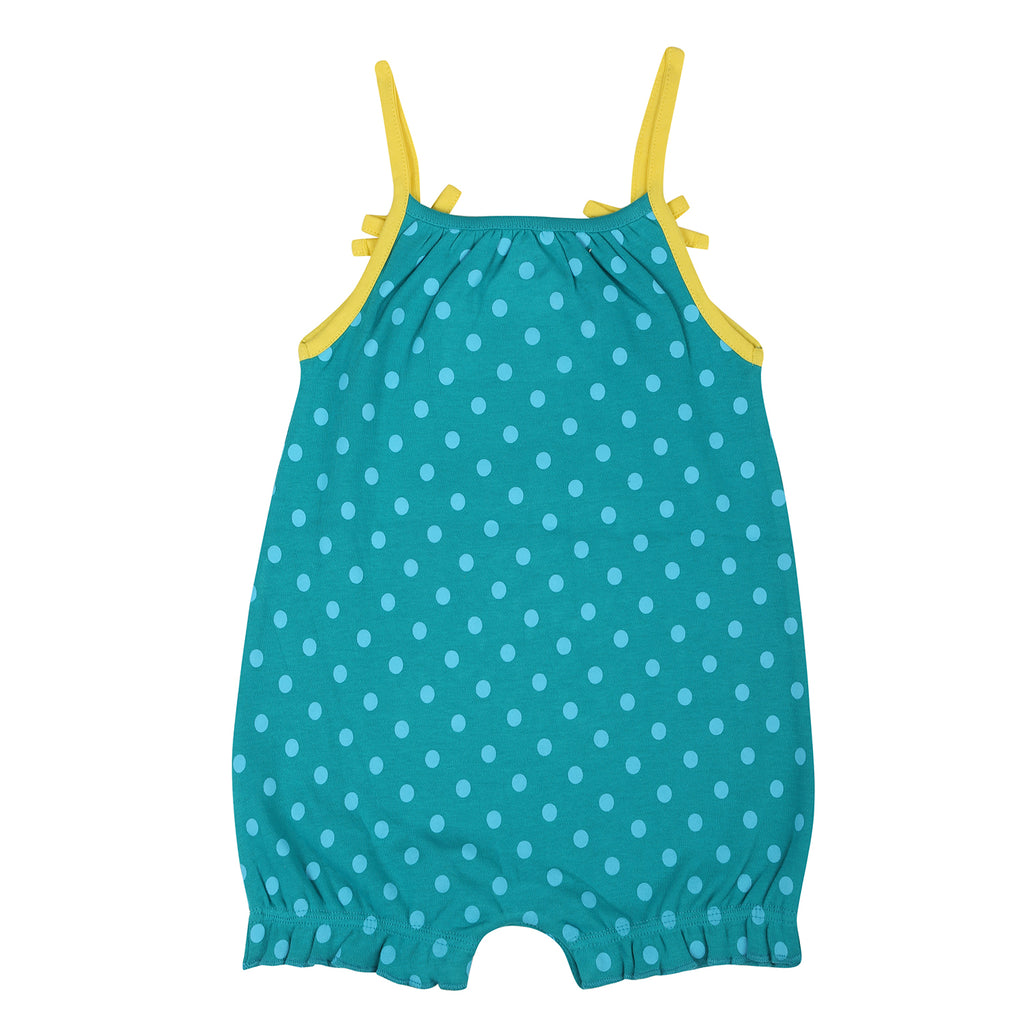 JusCubs Pear Patch Romper