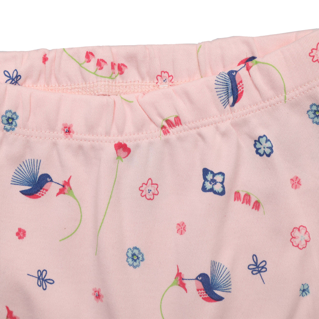 JusCubs Printed Baby Shorts Pack of 2