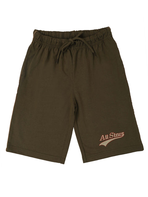 JusCubs All Stars Olive Shorts