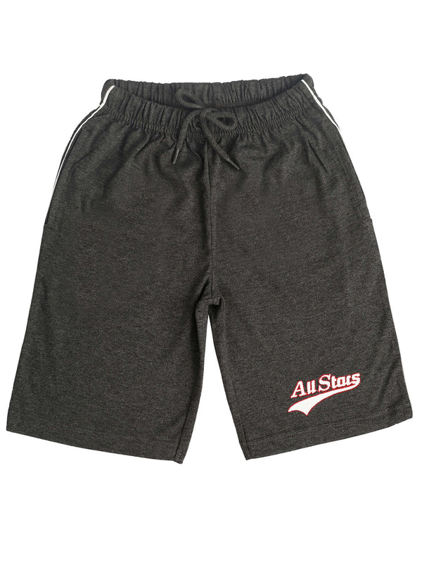 JusCubs All Stars Charcoal Shorts