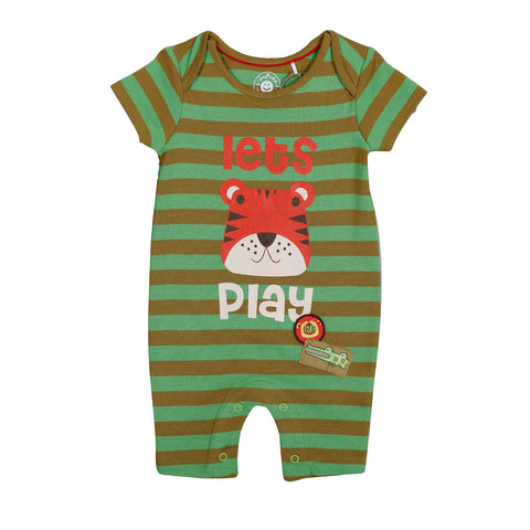 JusCubs Stripe Lets Play Printed Tiger