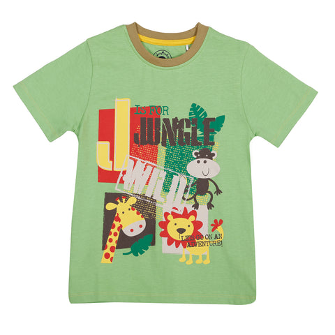 JusCubs Jungle Wild T-Shirt