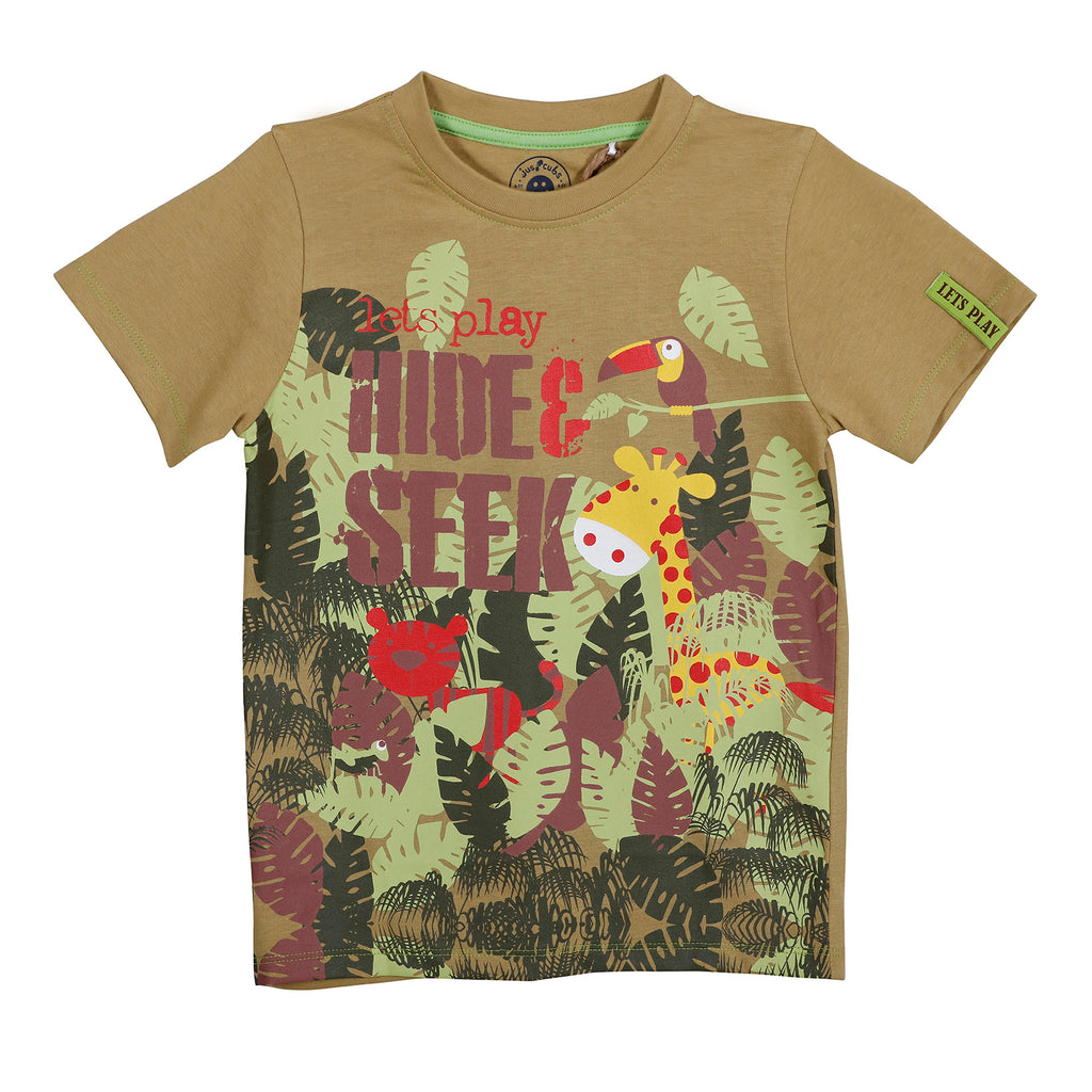 hide and seek t-shirt