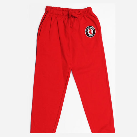 Juscubs Winter Active Sport Patch Embroidery Track Pant