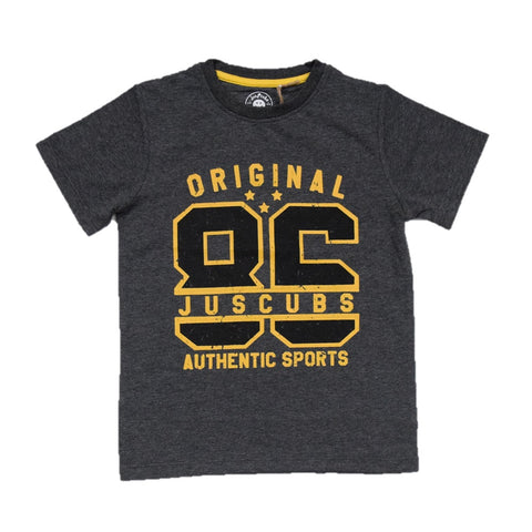 JusCubs Boys Original 86  Print T-Shirt