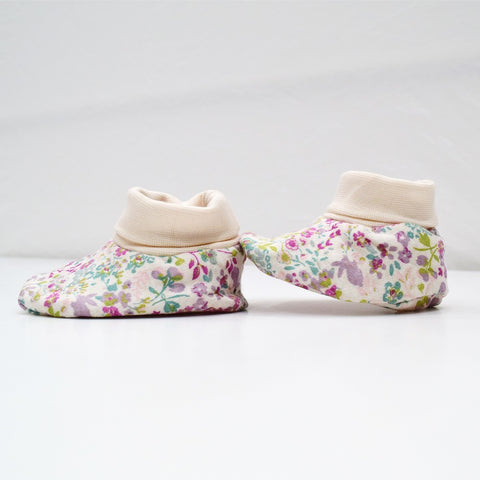 JusCubs Cotton Bootees (Baby Shoe) AOP