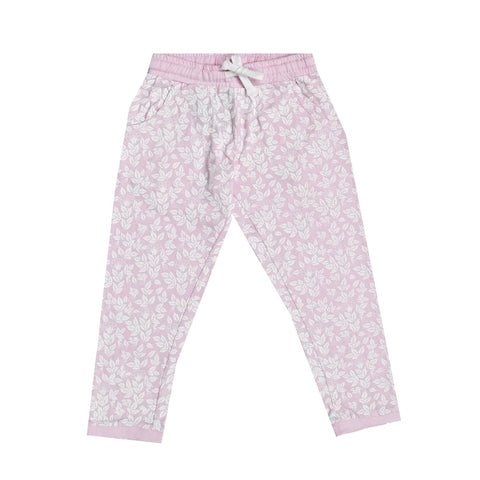 Cuby Clubz Aop Print Girls Track Pant