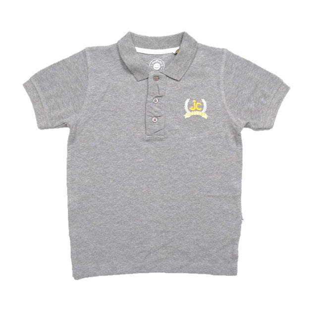JusCubs Boys JC Embroidery PoloT-Shirt