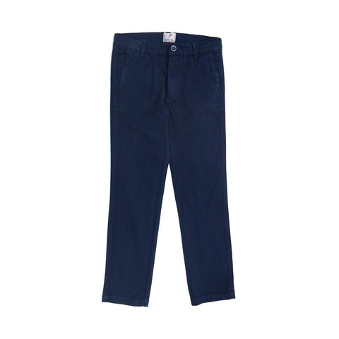 JusCubs Boys Navy Woven Trousers