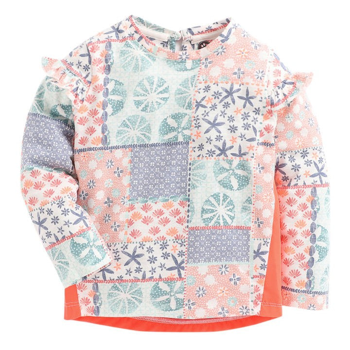 JusCubs Multi All Over Print Full Sleeve T-Shirt