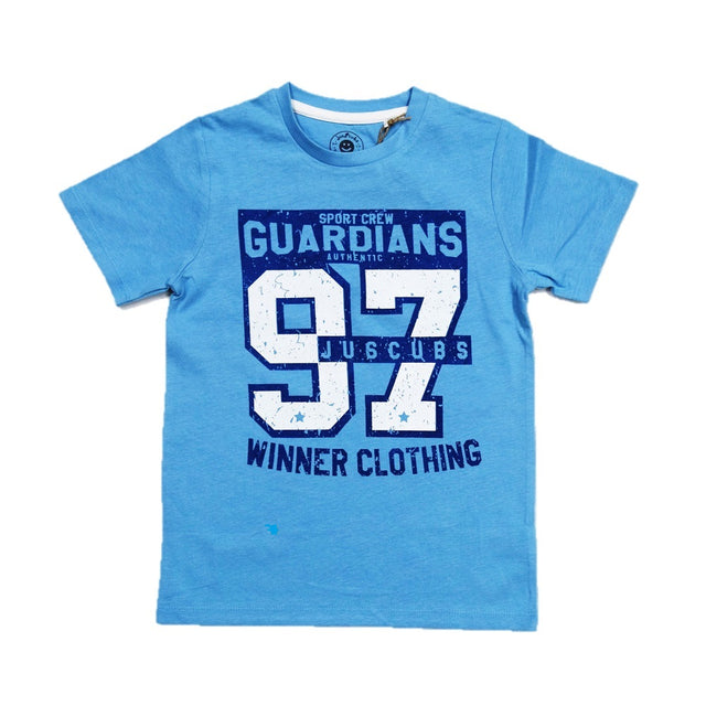 JusCubs Boys Guardians 97 Print T-Shirt