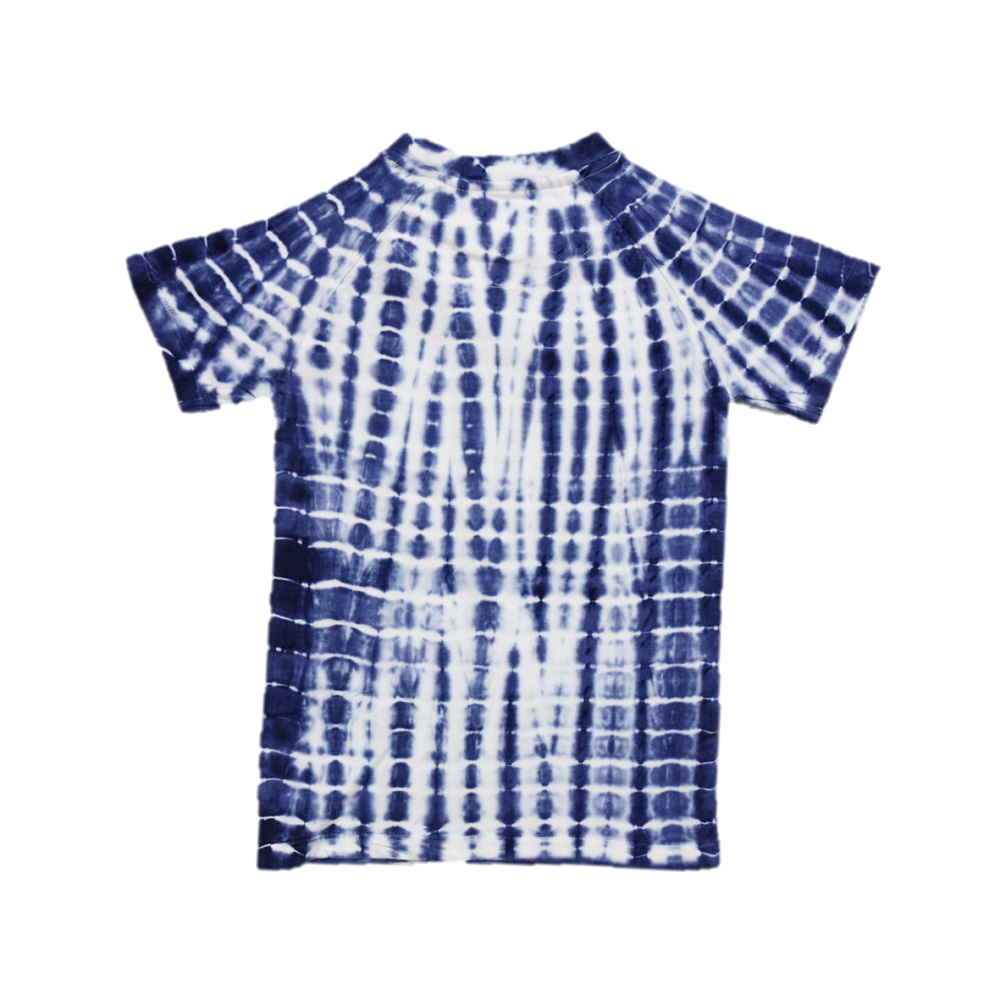 JusCubs Boys Tie & Dye Welcome Summer Paradise T-Shirt