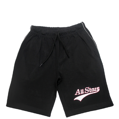 JusCubs All Stars Black Shorts