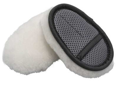Finger Merino Soft Wool Wash Mitt