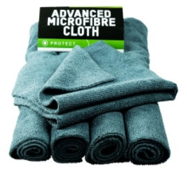 Advanced Microfibre Cloth Edgeless Grey (x5)