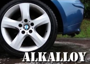 Alkalloy Concentrated Wheel Cleaner (5L)