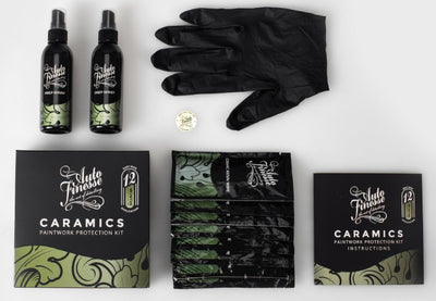 Caramics Paintwork Protection Kit