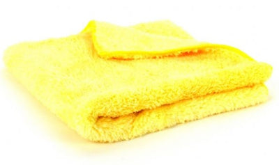 Furry Canary Extra Soft Buffing Towel 40x40cm