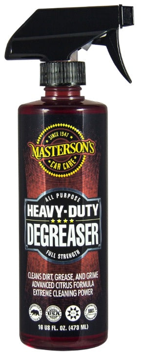 Heavy Duty Degreaser (473ml)