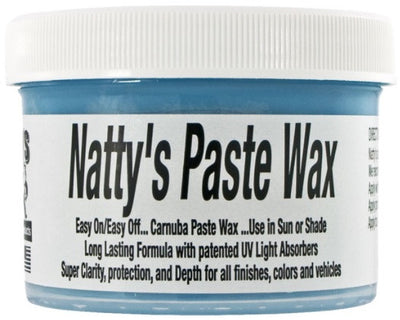 Natty's Paste Wax Blue