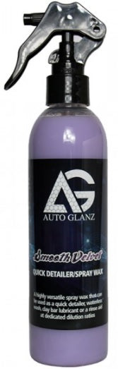 Smooth Velvet Quick Detailer (500ml)