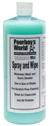 Spray and Wipe (946ml)